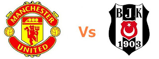 Manchester United Vs Besiktas Preview