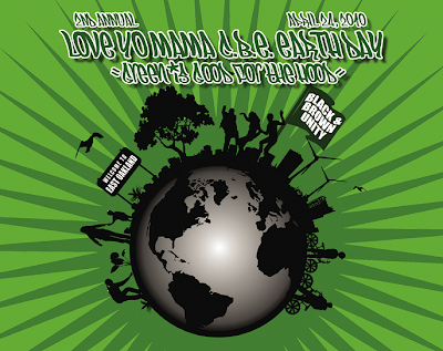 Second Annual Love Yo Mama Earth Day will be held April 24 in East Oakland