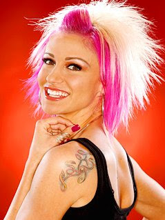 trendy Crazy Punk Hairstyles for women