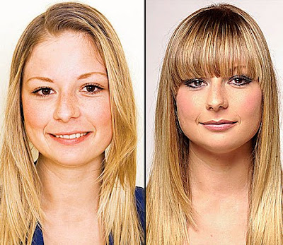 Winter Fringe Hairstyles 2007 latest fringe hairstyles pictures