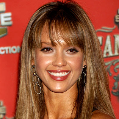 celebrity hairstyles with side bangs celebrity
