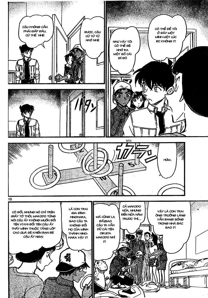 Detective Conan - Thám Tử Lừng Danh Conan chap 648 page 10 - IZTruyenTranh.com
