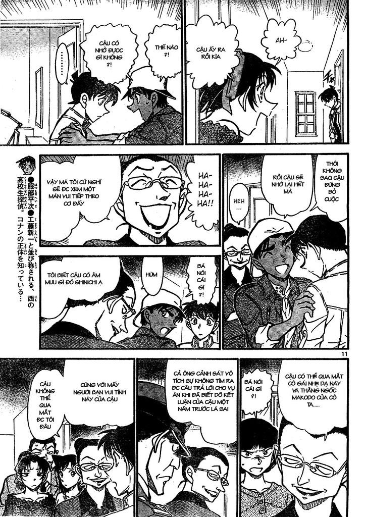 Detective Conan - Thám Tử Lừng Danh Conan chap 648 page 11 - IZTruyenTranh.com