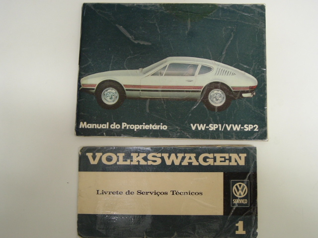 Detalhes do Volkswagen SP1