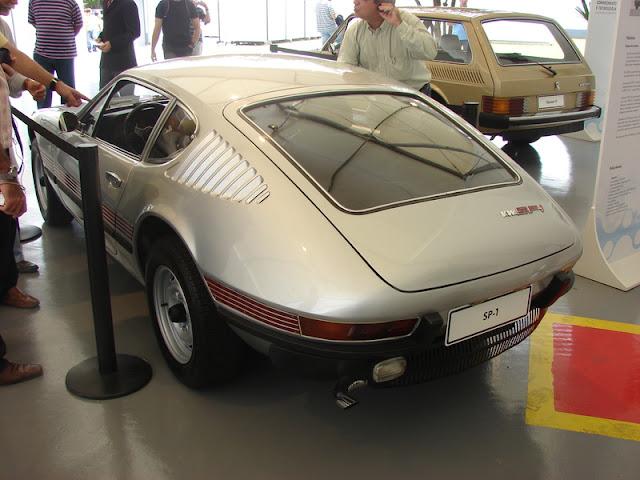 Volks SP1 - Museu da Volkswagen Brasil