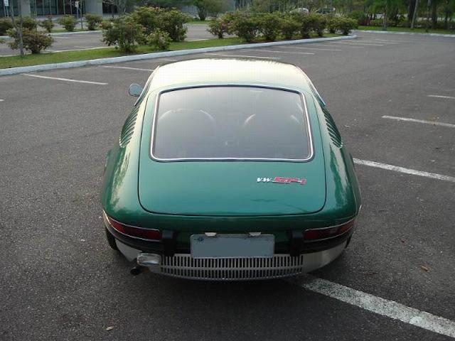 Volkswagen SP1 restaurado