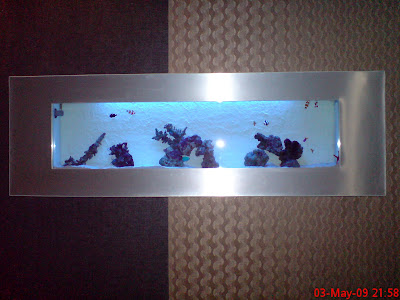 Fish Tank Wall Mount. Benefits of our slim wall tank