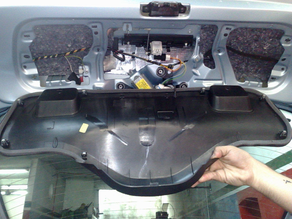 Detailer team lustrado profesional de automoviles insonorizacion de peugeot 206 xs - Alfombras peugeot 206 ...