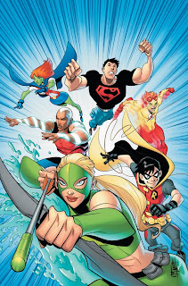Young Justice ( 2010) - Series Cartoon