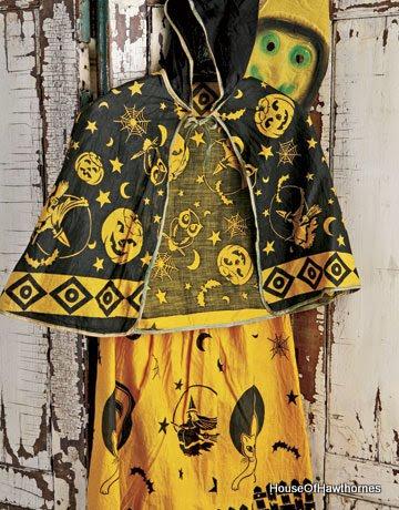 Vintage Trick-Or-Treat costumes