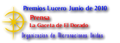 Premio Lucero a Mejor Prensa Junio de 2010