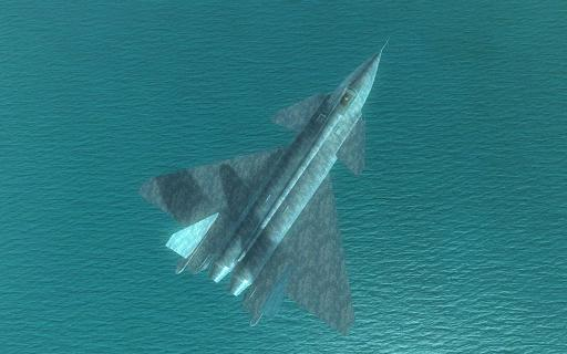 Look dad i 'm flying!