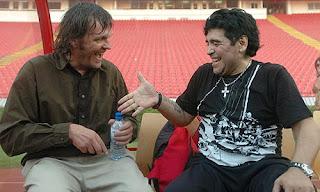 Kusturica e Maradona