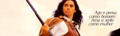 Claudia Ohana é Luzia Homem