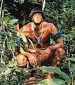 Márcio Garcia como Peri em O Guarani