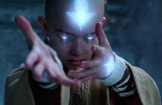 O Último Mestre do Ar - Aang
