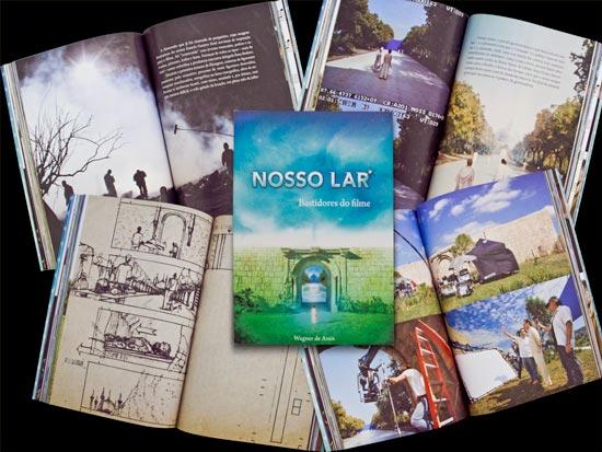 Livro Nosso Lar, Bastidores do Filme