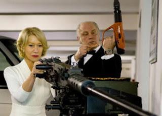 Helen Mirren e John Malkovich