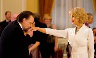 Brian Cox e Helen Mirren
