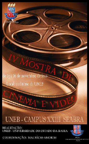 IV Mostra de Cinema e Vídeo de Seabra