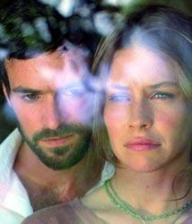 Romain Duris e Evangeline Lilly