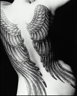 Los tatuajes de alas de - Tatuajes de alas de demonio - Tatuajes de alas