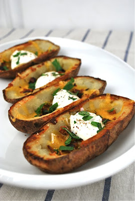 potato%2Bskins Food 4 Super Bowl Sunday!
