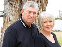 Grandma & Grandpa Hansen