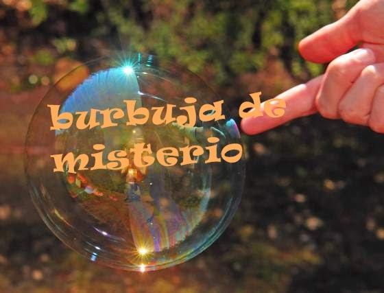 burbuja de misterio