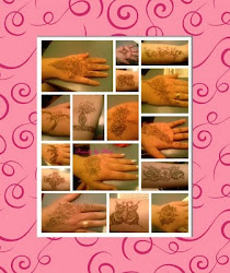 Henna Mehndi by me for childrens charity