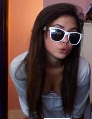 La nueva reina de Disney en myspace a colgado unas fotos donde ya no
