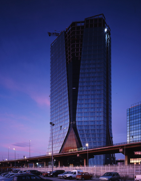 Archi choong cma cgm headquarters by zaha hadid - Cma cgm france head office ...