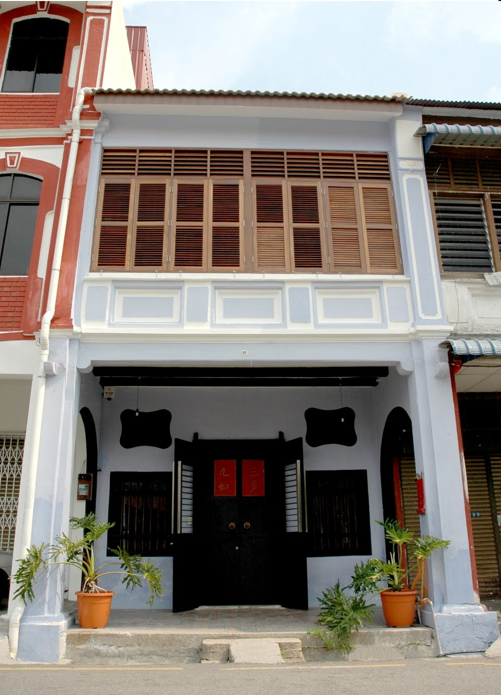 ARCHI CHOONG Brittany House George Town Malaysia