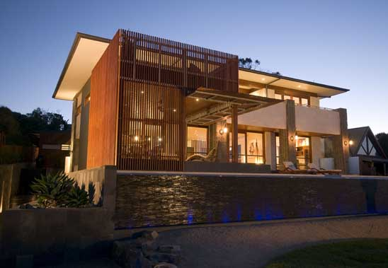 Archi choong mt martha eco friendly house melbourne for Best eco friendly house designs