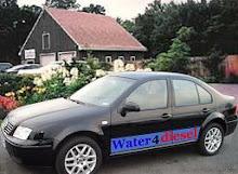 Este es el auto que funciona con agua.