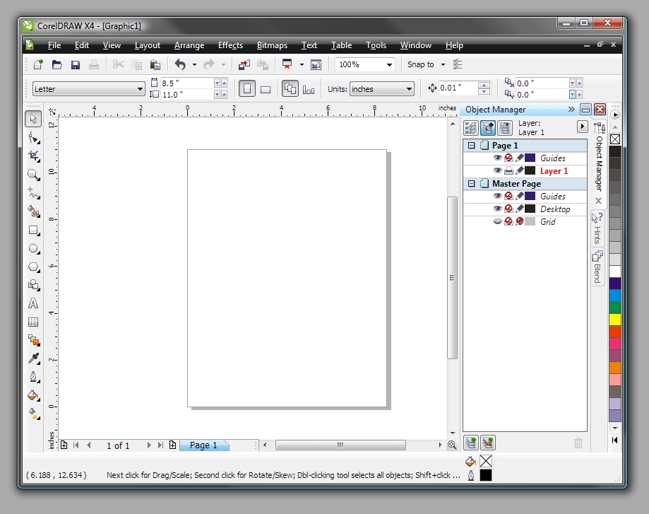 familiar with Corel Draw