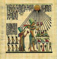 Le rêve d'Akhenaton