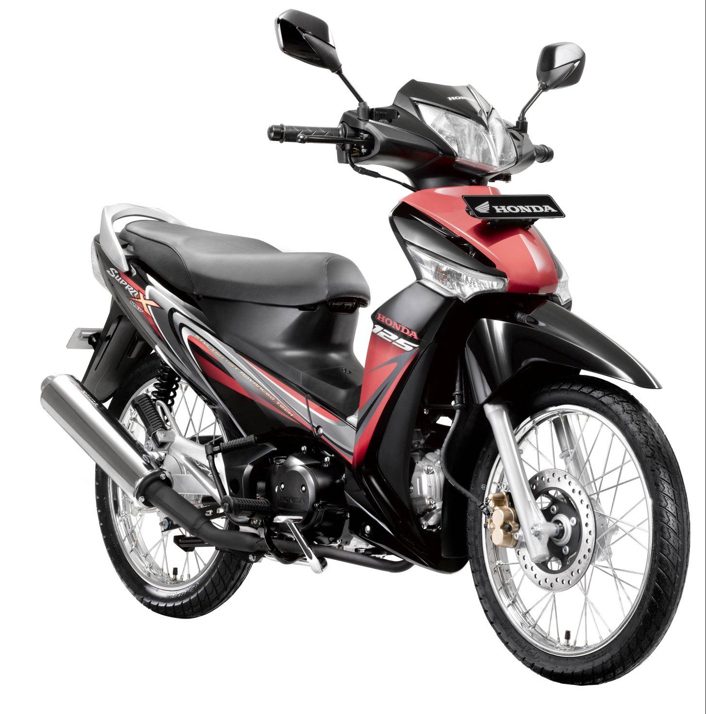kredit motor  Kredit Honda Supra X