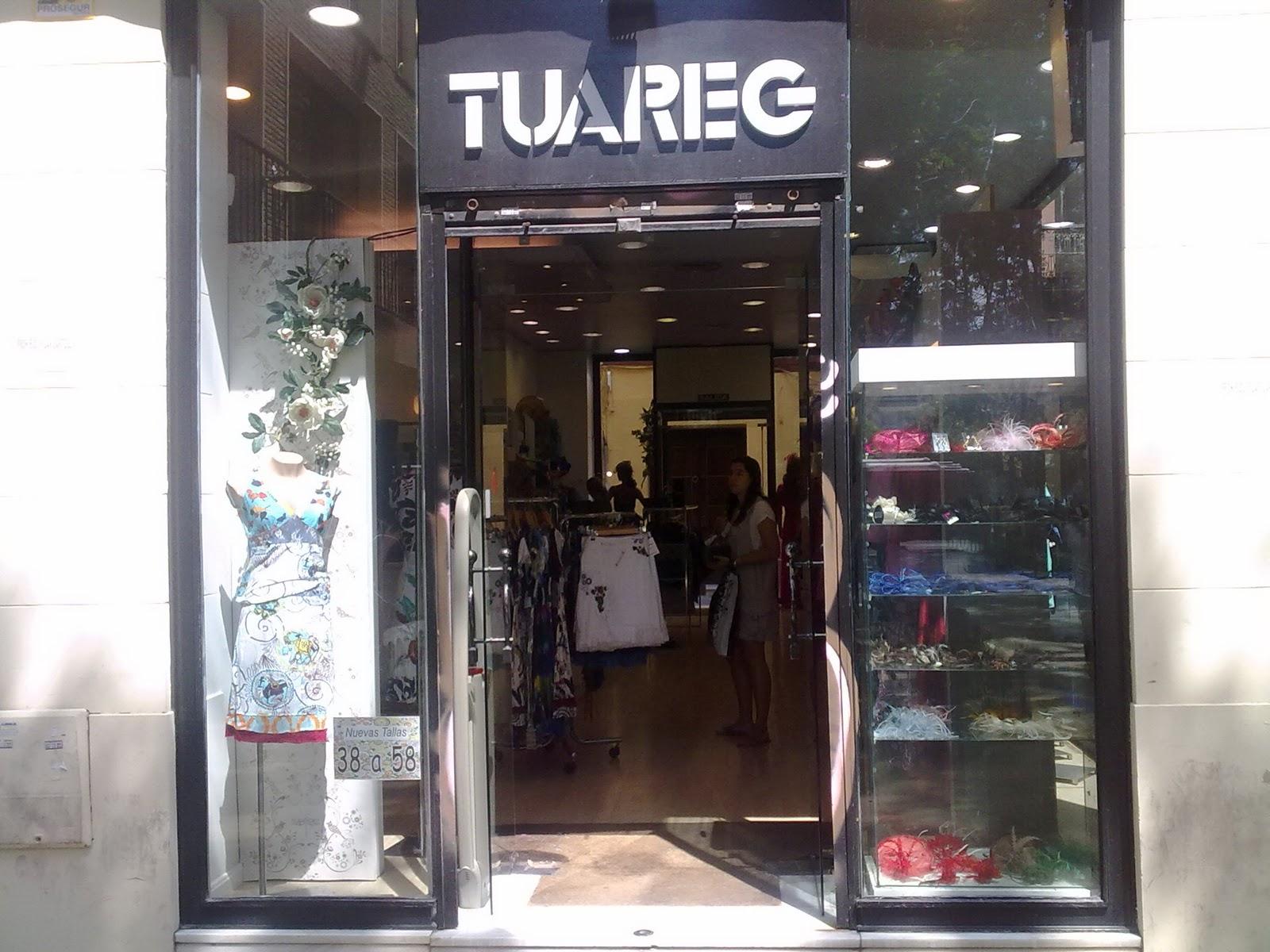 Vestidos de fiesta en tienda tuareg sevilla
