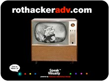 Rothacker Advertising Website