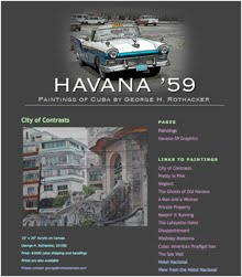 Havana '59 Paintings