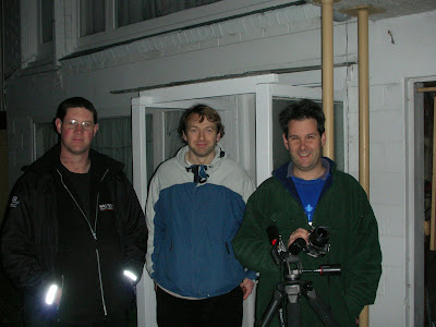 Tim, Steve and Dave