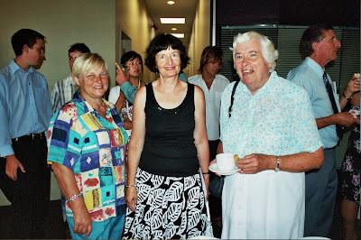 Sue, Sue and Pauline