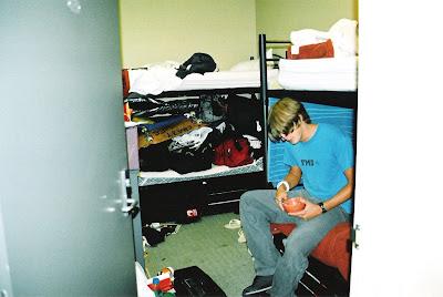 Room 704, sleeps 4