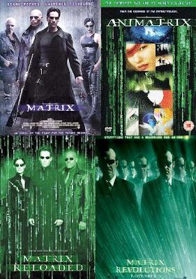 steve goble the matrix the animatrix the matrix reloaded the