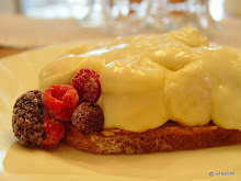 Creamed Bananas on Toast