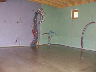 bois beton placo