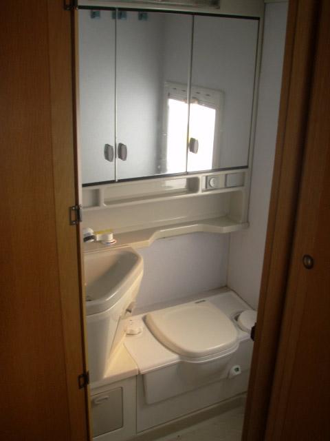 wohnmobil in portugal badezimmer. Black Bedroom Furniture Sets. Home Design Ideas