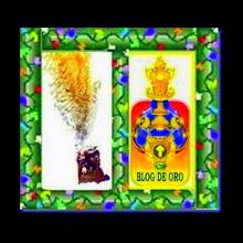 Premio Blog de oro