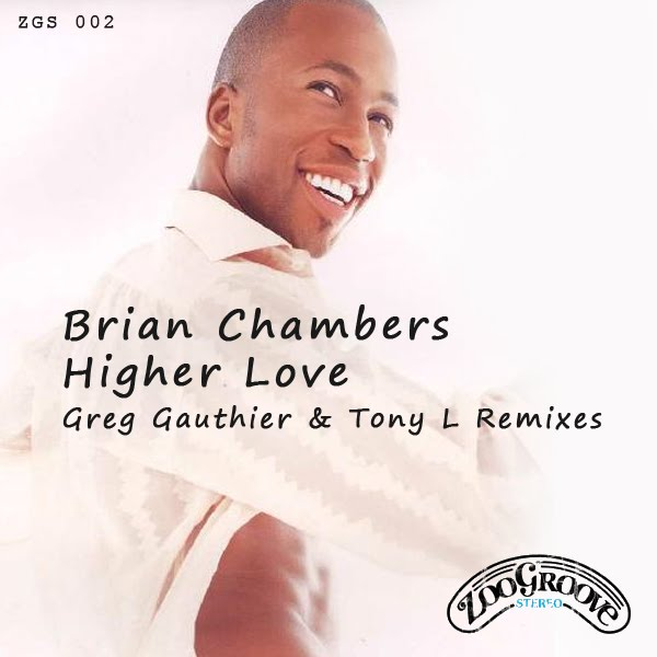 Soulful House Paradise: Brian Chambers - Higher Love (2004)